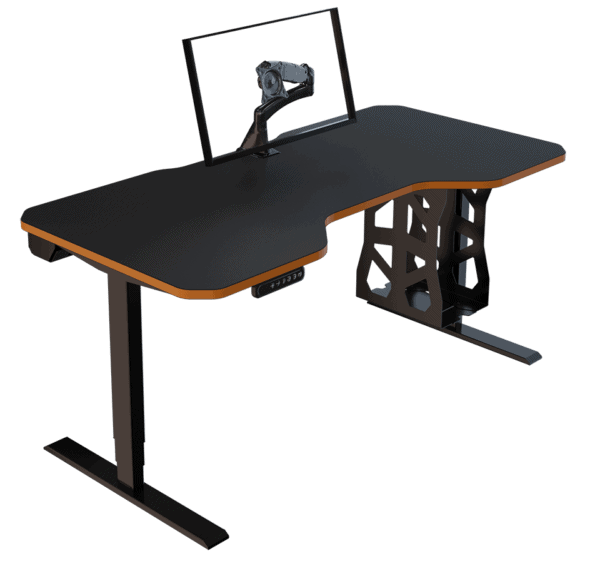 pc gaming desk leetdesk - configure now